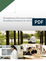 Cisco BB Stimulus Value Prop Doc
