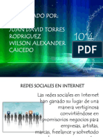 Taller Redes Sociales...