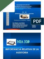 NIA320