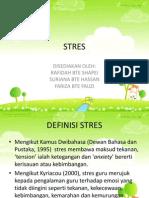 TUGASAN STRES