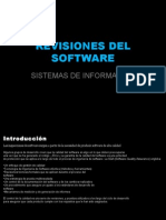 Revisiones Del Software