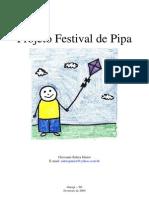 Projeto Festival de Pipas