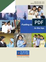 BOI Annual Report-2010