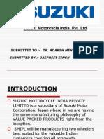 Suzuki PPT