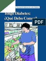 Tengo Diabetes Que Debo Comer