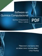 Software en Química Computacional