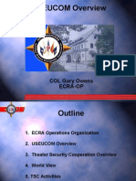 EUCOM - Operations and Exercises Division