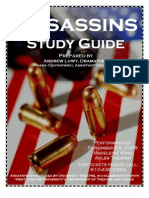 Assassins Study Guide [PDF Library]