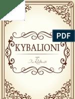 The Kybalion - Kybalioni