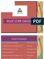 Company Presentation (Blue Chip)