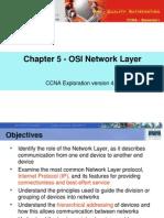 CA Ex S1M05 OSI Network Layer