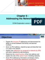 CA Ex S1M06 Addressing the Network-IPv4
