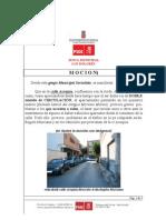 Microsoft Word - Mocion1 Calle Acequia. Avda