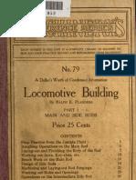 Locomotive Building N° 79 - 84