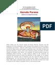 GARUDA PURANA - Glory & Significance