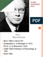 Hull Theories