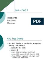 AVLTrees-II