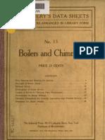 Boiler and Chimneys N° 13