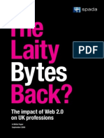 The Laity Bytes Back