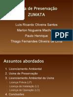 Licenciamento Ambiental ZUMATA
