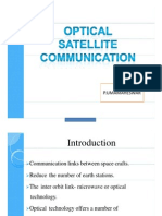 optical satellite communications ppt