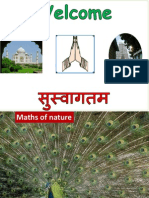 Maths and Nature for Layman