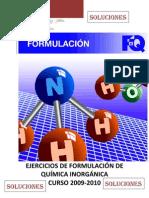 Ejercicios formulación página web - soluciones