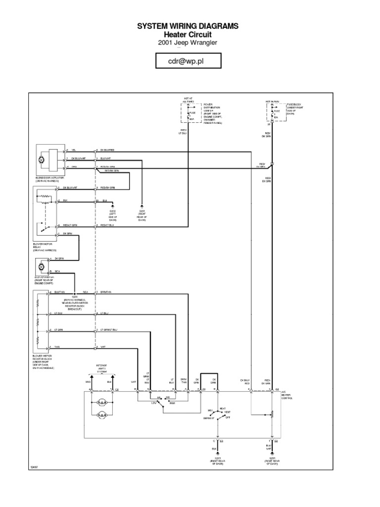 jeep wrangler heater diagram jeep wrangler tj 2001 wiring cars of the united states 2000 jeep wrangler heater wiring diagram jeep wrangler tj 2001 wiring cars of