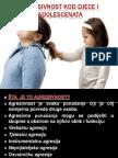 Agresivnost Kod Djece i Adolescenata