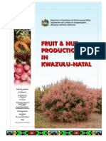 Fruit and Nut Production in KZN