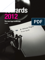 Towards 2012_The New Legal Landscape