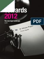 Towards 2012_The New Legal Landscape