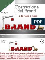Costruzione Del Brand