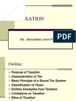 Lesson 2 Taxation