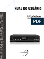 Prosat780 Manual