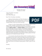 Word Processing-Mail Merge Activity