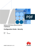 Configuration Guide - Security(V100R006C00_01)