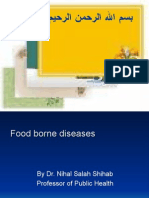 Food Borne Diseases One