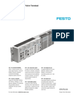 Manual Festo CPX PSI US