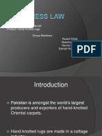 Business Law CARPETS