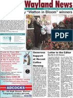 The Wayland News October 2011