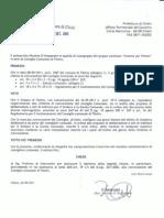 Ricorso Al Prefetto copia documento ufficiale