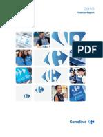 Carrefour Rapport Financier 2010 72DPI RVB GB