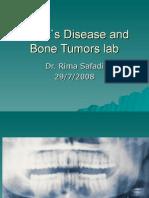 Lab Paget`s Disease and Bone Tumors