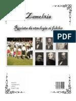 Zamolxis - Revista de etnologie si folclor
