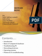 Basics Of Computer & Networking
