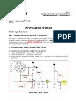 Alteração No Circuito de Clock M 304 M 304B M 307 M 308