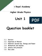 Unit1 Questions