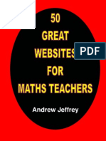 50 Great Maths Websites