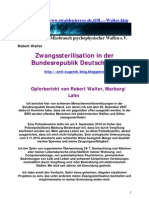 Strahlenfolter - Robert Walter - Strahlenterror